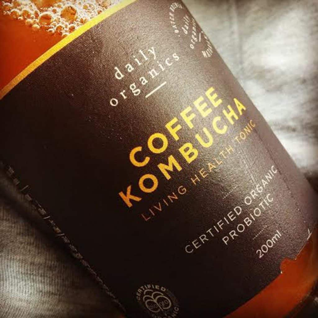 Coffee kombucha has been gaining popularity over the past several years.
