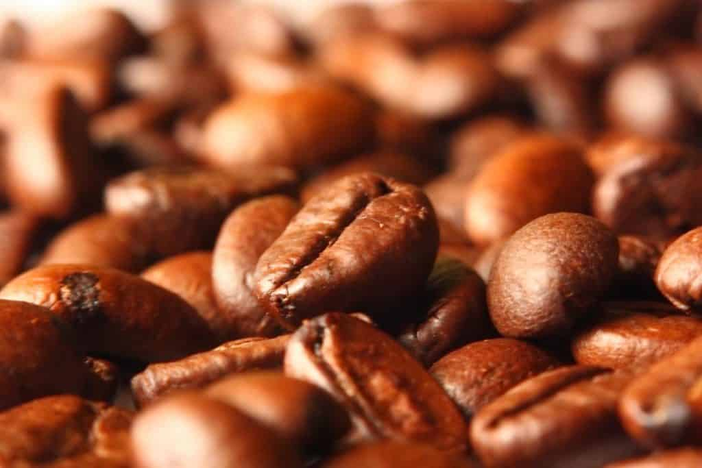 Roasted Arabica beans. Photo: Ruben Alexander